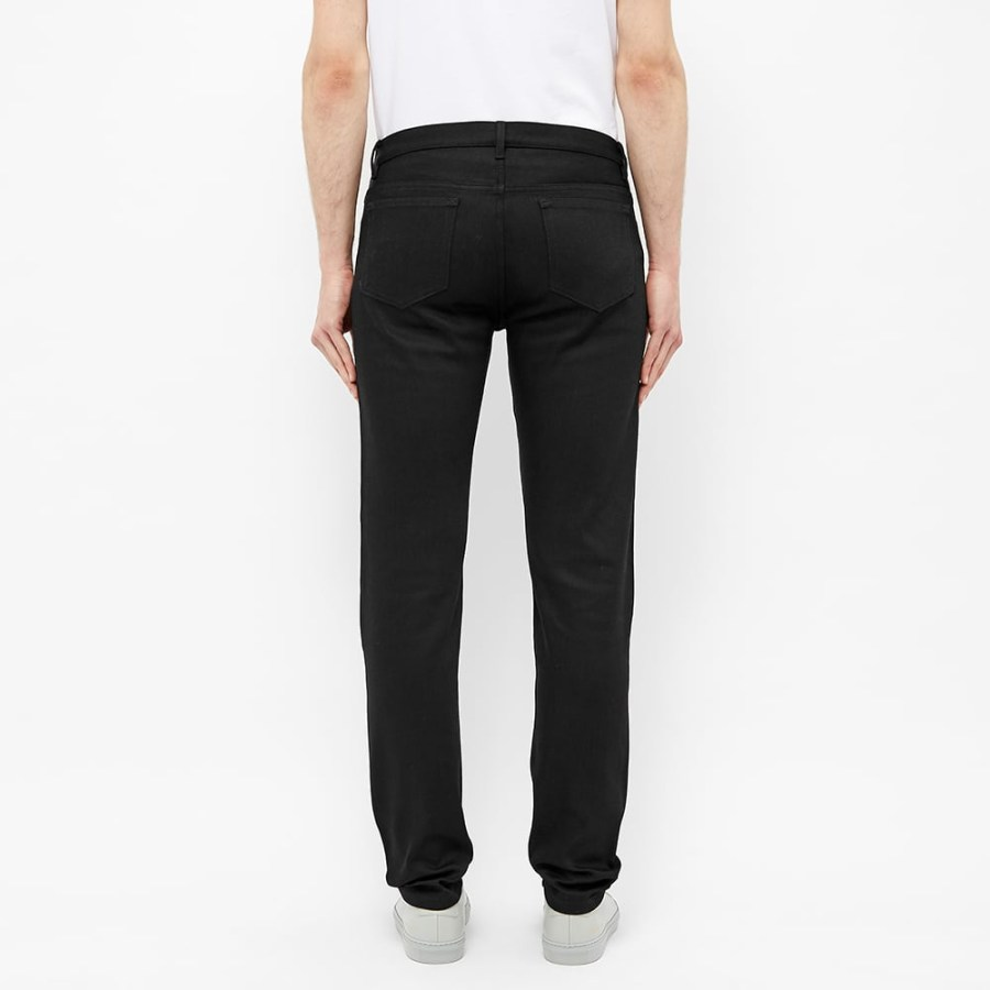 A.P.C. Petit New Standard Jeans 'Black Stretch'