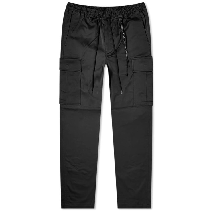 Mastermind Embroidered Skull Cargo Pants 'Black'