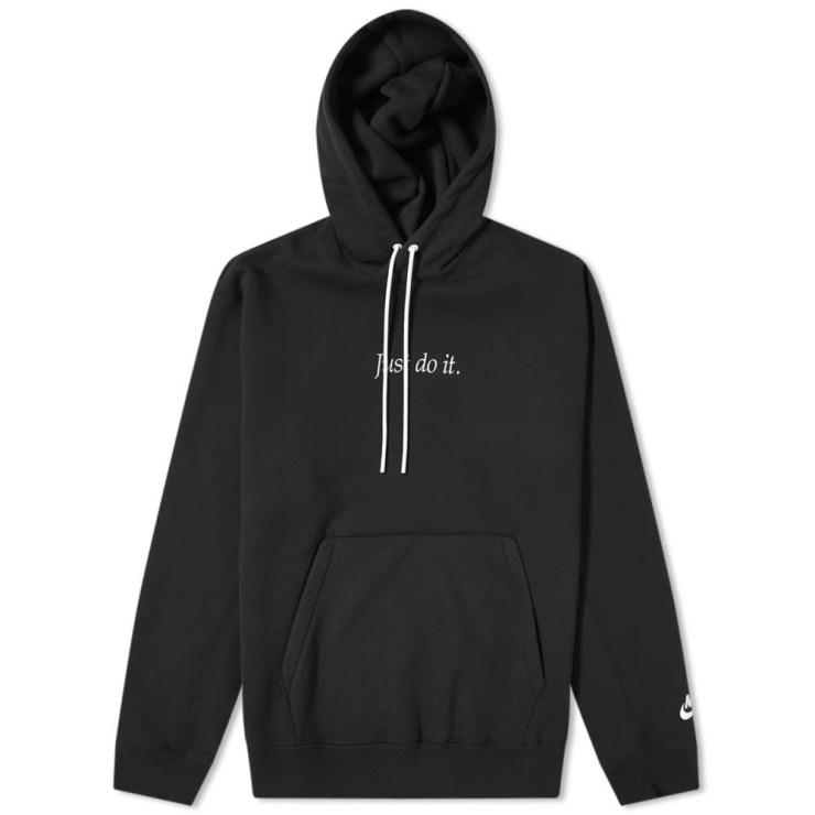 Nike JDI Heavyweight Hoody 'Black'