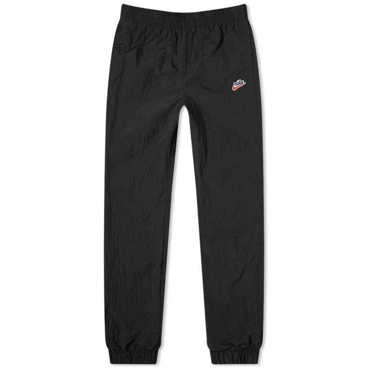Nike Heritage Woven Trackpants 'Black'