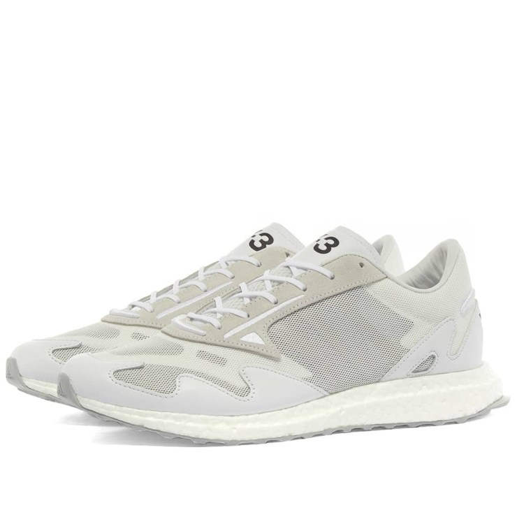 Y-3 Rhisu Run Sneakers 'White'