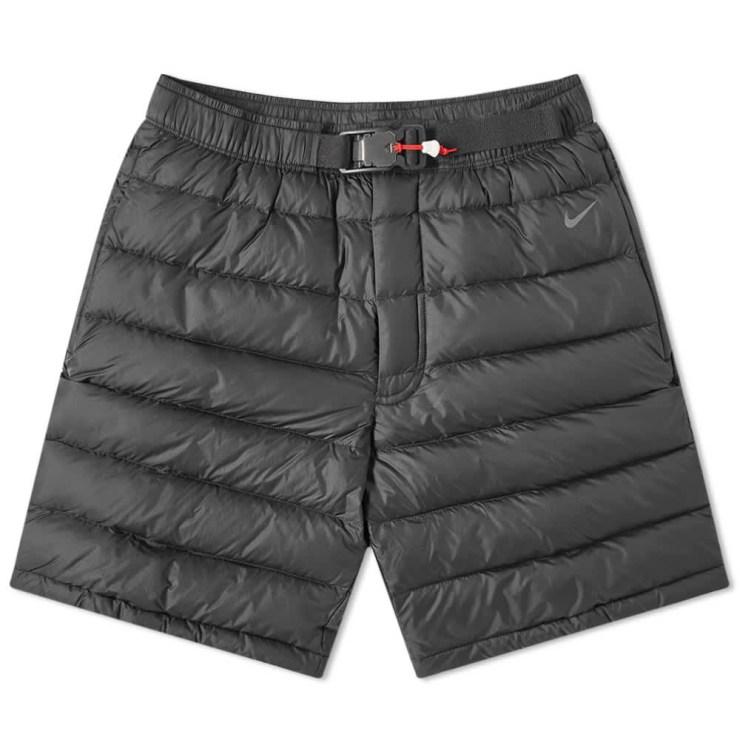 Nike x Tom Sachs Padded Shorts 'Black'