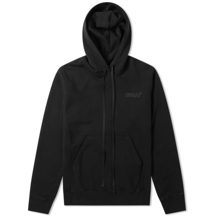 Unravel Project Skull Print Hoody 'Black'