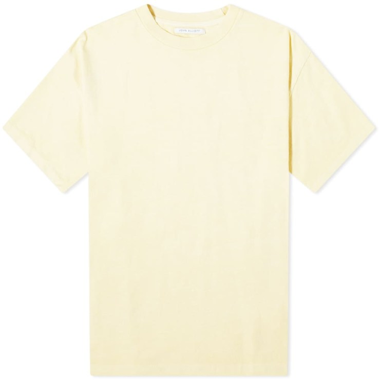 John Elliott University T-Shirt 'Pollen'