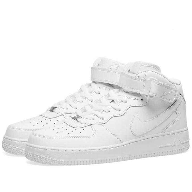 Nike Air Force 1 Mid '07 'White'