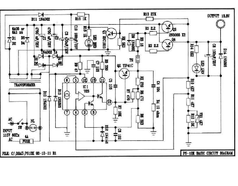 Diagram Alcatel Diagrama Wiring Diagram