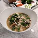 Loaded Miso Soup