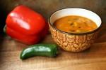 Pueblan Roasted Pepper Chowder