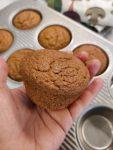 Cake Batter Cupcake Muffins
