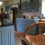 Image of Mrs Portly's kitchen