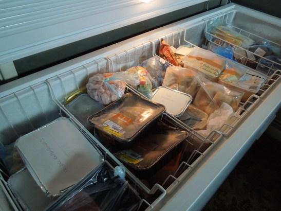 Image a freezer as big as a liner