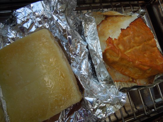 Image of smoked cheeses