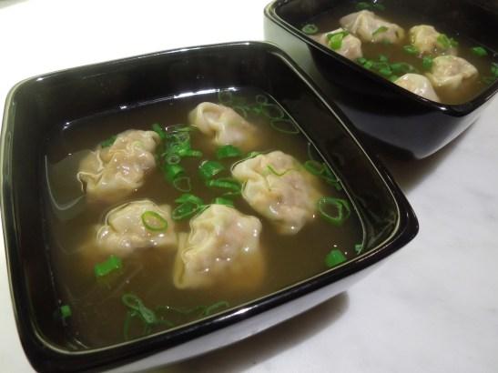 Image of wonton soup