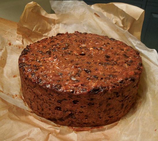 Image of baked cake