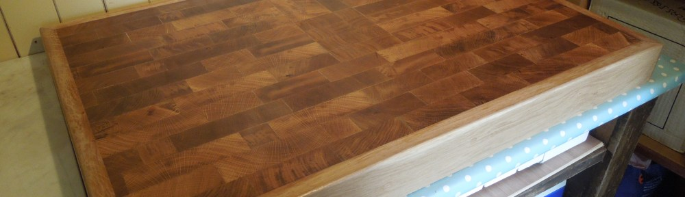 Image of the new chopping block