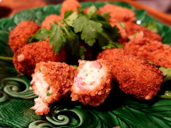 Image of ham croquetas