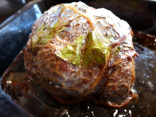 Image of venison, cooked