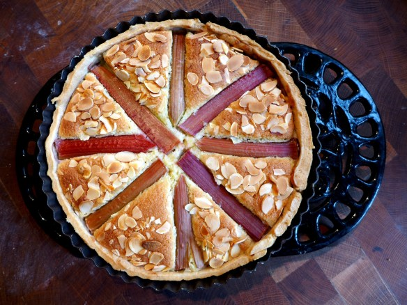 Image of the cooked tart