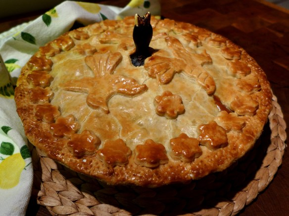 Image of game pie