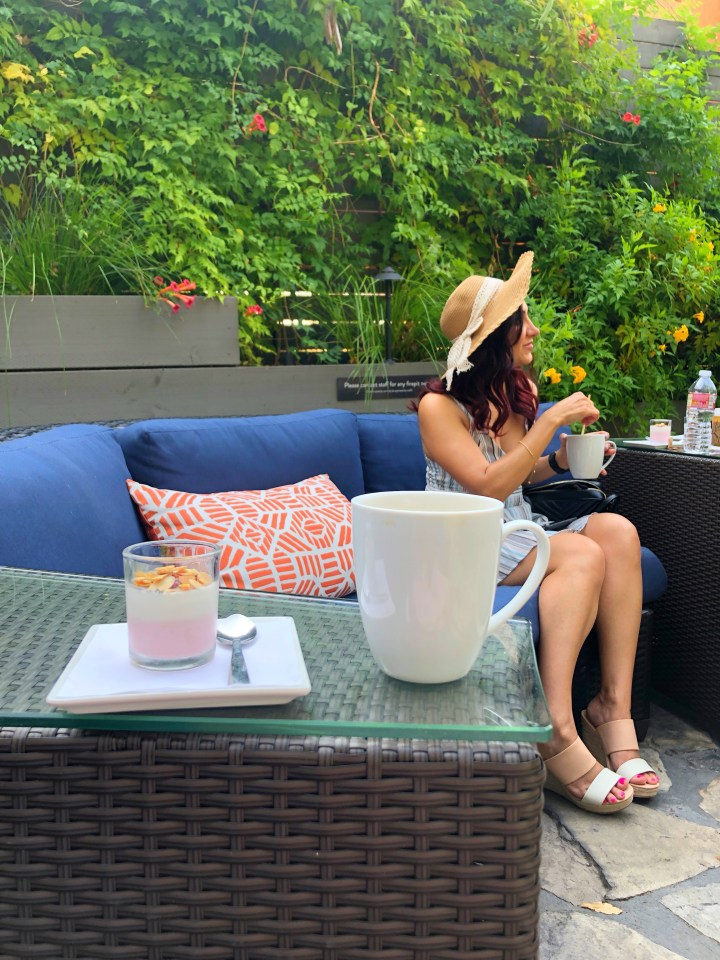 Olea Hotel Breakfast