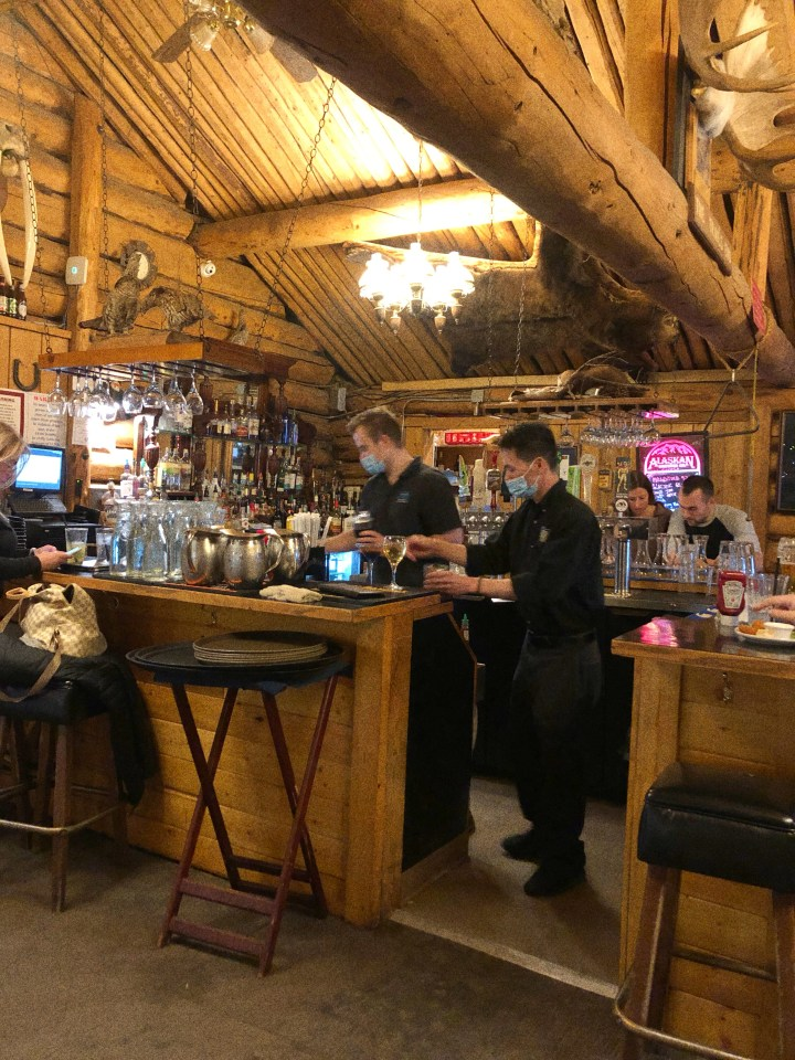 Chena Hot Springs Restaurant