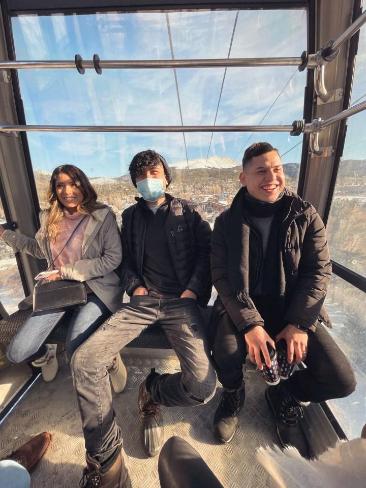 Gondola Ride in Breckenridge