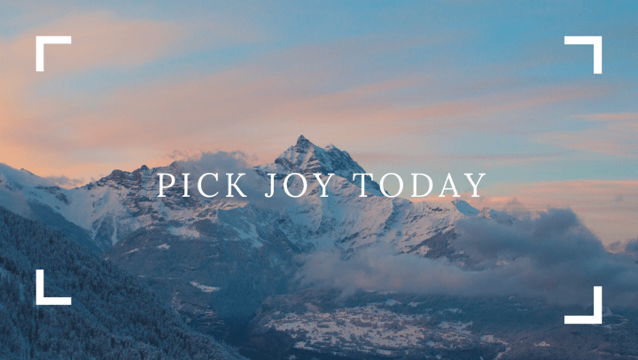 50 Ways To Find Joy Today