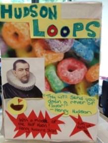 Henry Hudson goes Loop-d-loop.