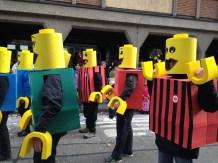 The Lego Legion
