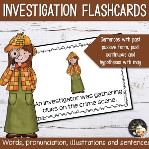 Murder Mystery Flashcards