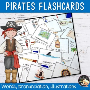 Pirates Flashcards
