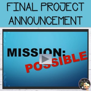 Editable Mission Video