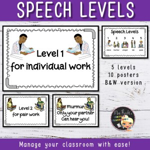 Speech Levels