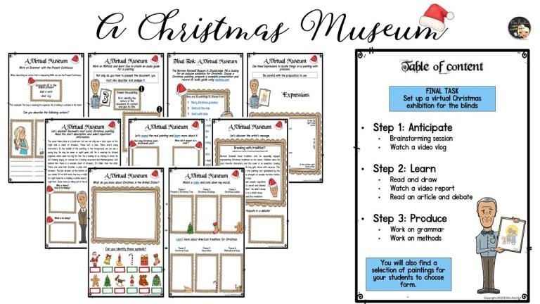 Mini-Séquence Christmas Museum 5e