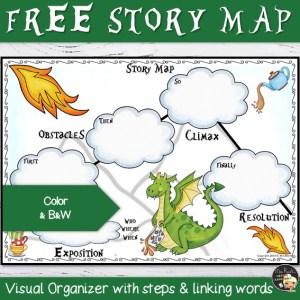 Activité Story Map Dragon