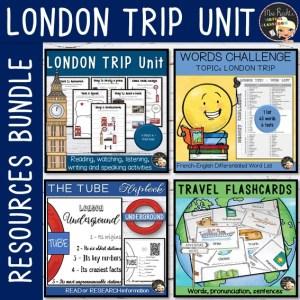 Séquence London Bundle 6e