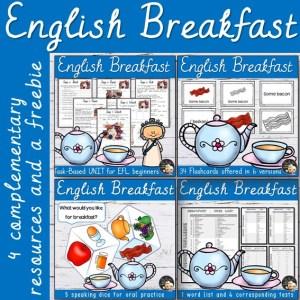 Séquence English Breakfast Bundle 6e