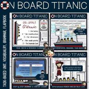 Séquence Titanic Bundle 4e