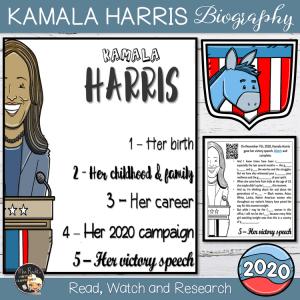 Flapbook Kamala Harris