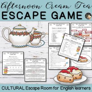 Escape Game Tea Party 5e