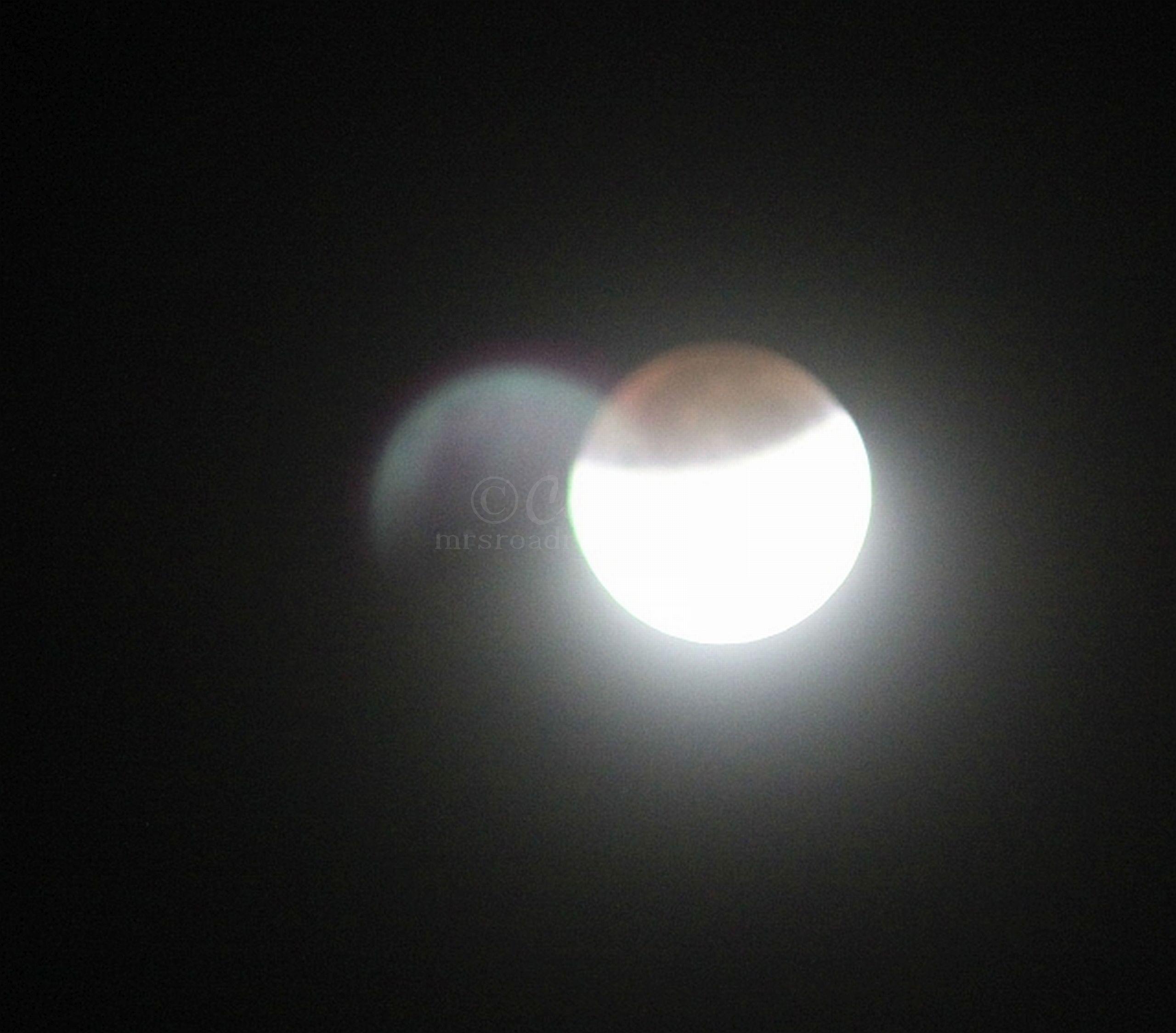Lunar Eclipse on Saturday, Dec. 10