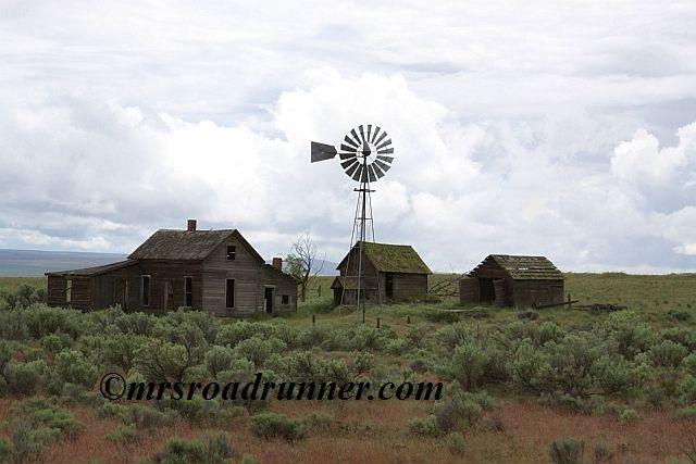 Old Homestead Oregon