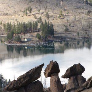 Balancing Rocks Of Oregon 159 Print Download