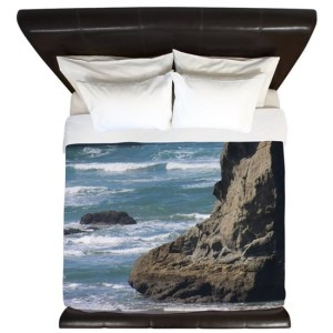 Pacific Ocean King Duvet
