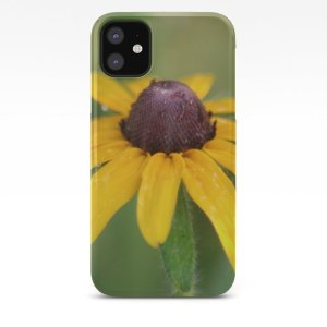 Yellow Daisy Flower iPhone Case