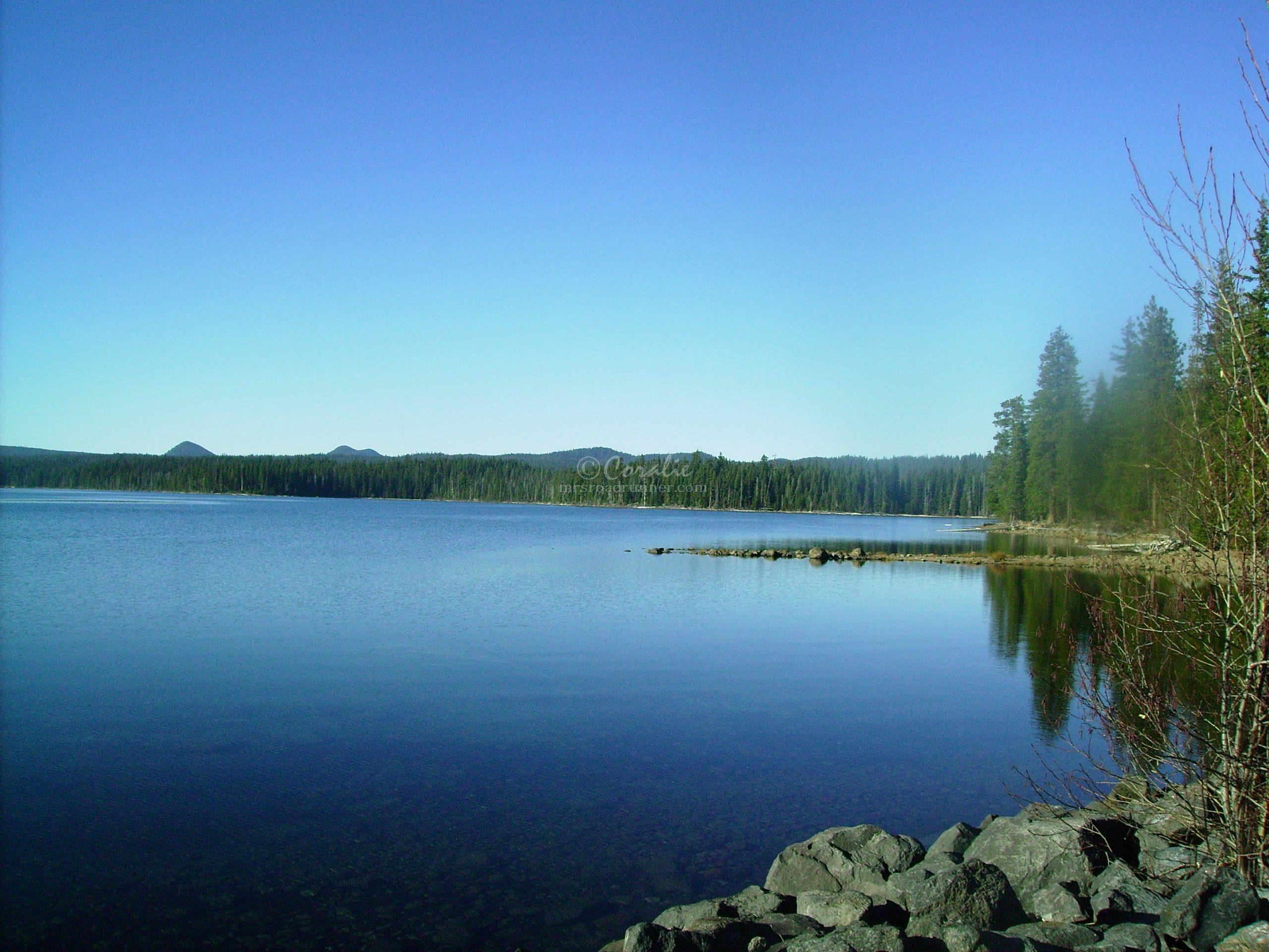 Cultus Lake Oregon 0252