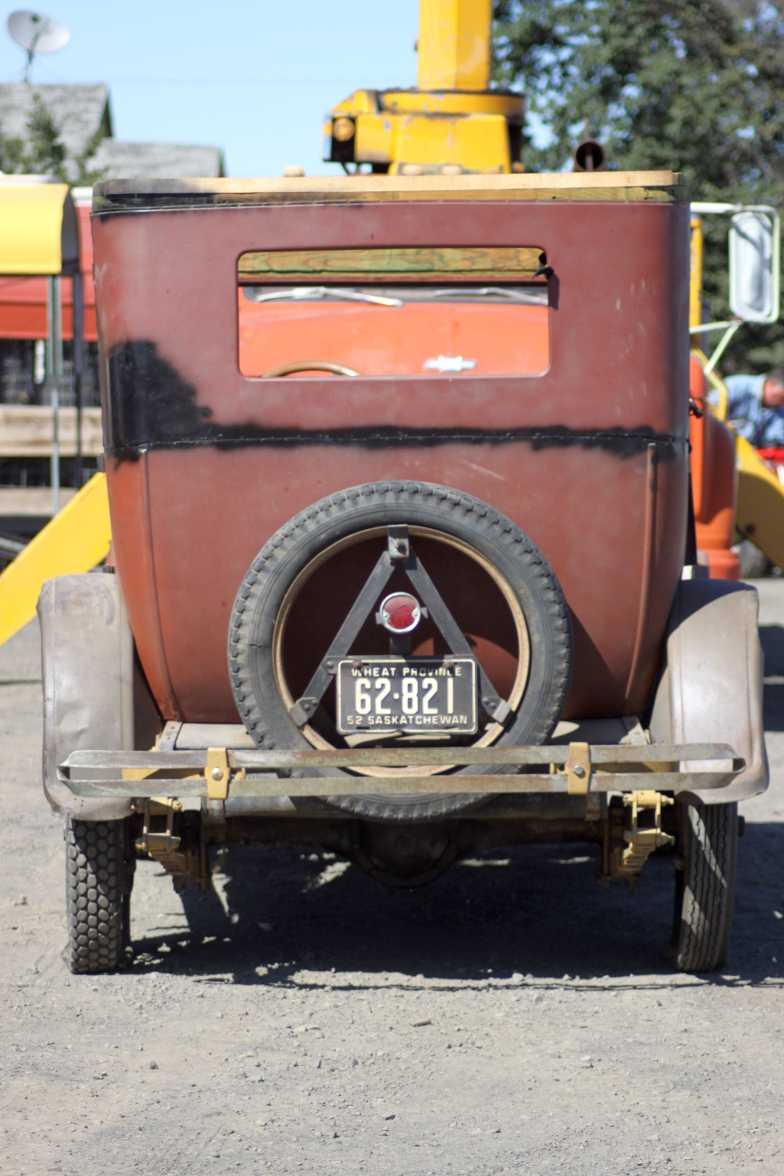 1925 Chevrolet 213