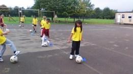 Class 5 Football
