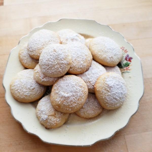 Basic Lemon Cookies