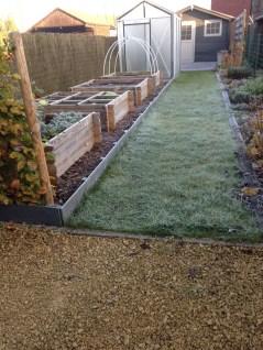 eerste vrieskou - first frost